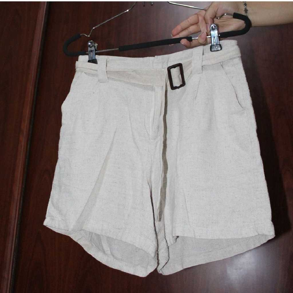 Linen Shorts from Cotton On