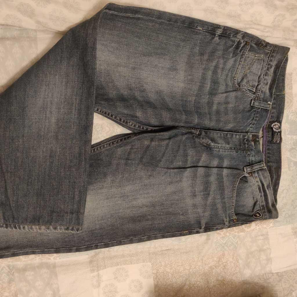 """Sacoor NEW Jeans MEN 36"""" Waist 40.5"""" Inside Seam 29"""""""