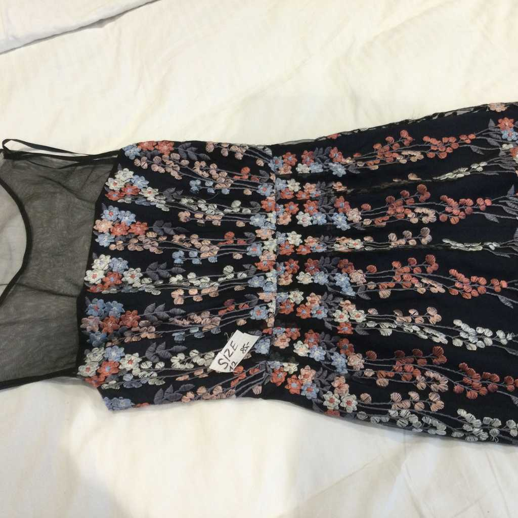 Floral Dress Size 12