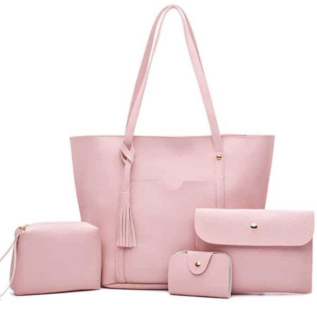 4 piece new bag set