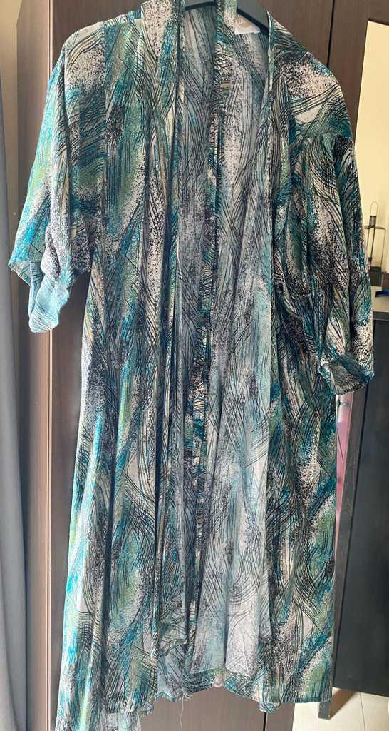 Wrap dress locally made