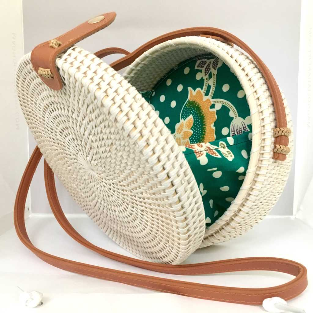 Rattan Bag from Bali