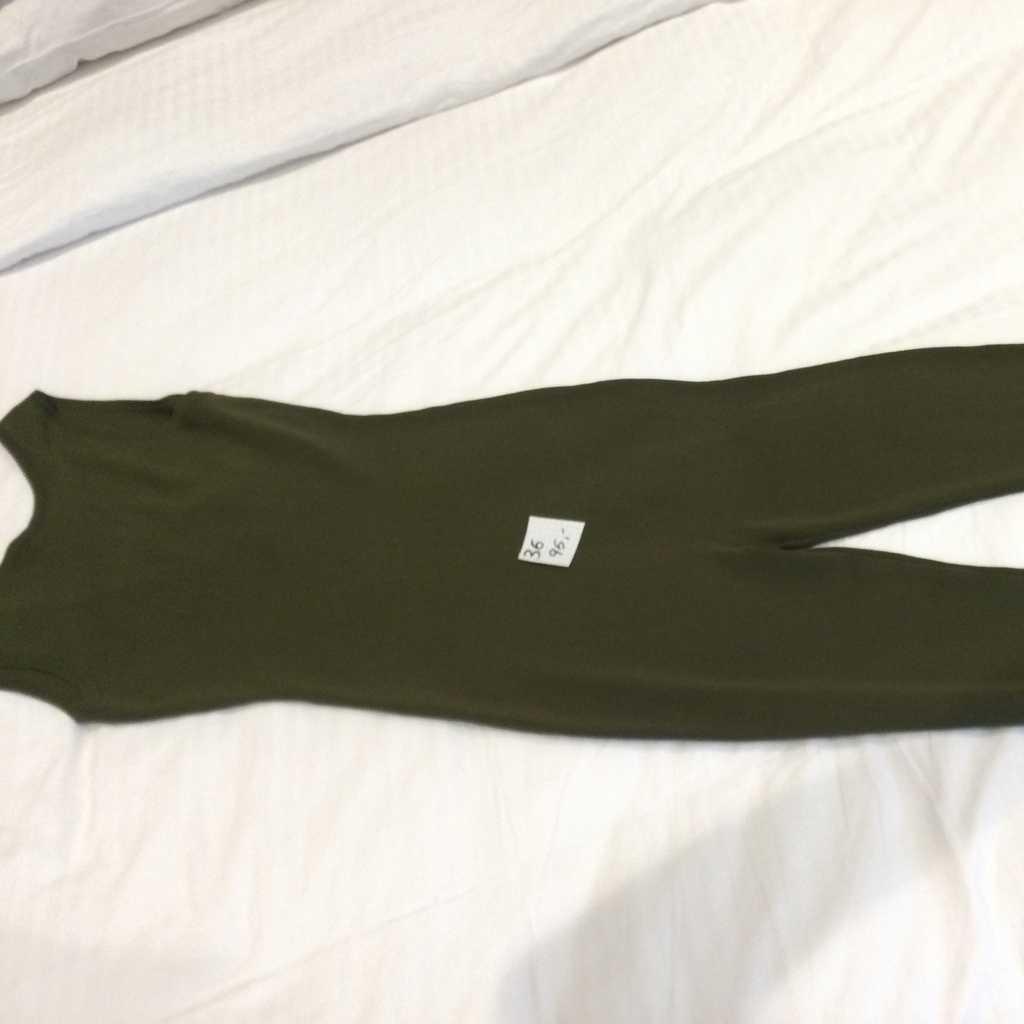 Green Jumpsuit 36
