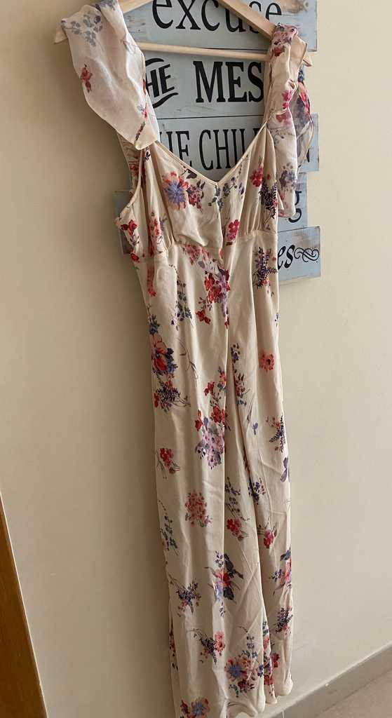 Zara maxi summer dress