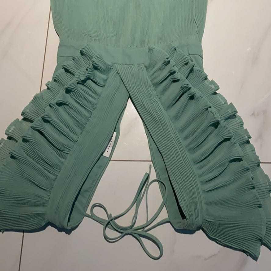 Green Dress EU36