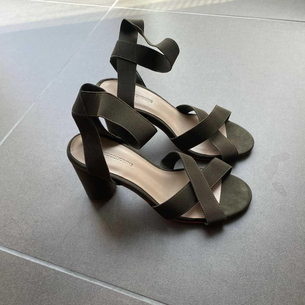 Woolworths High-Heeled Sandals