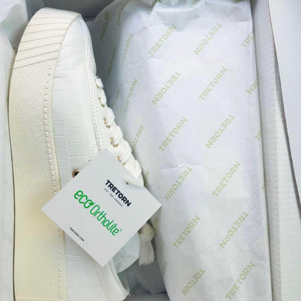 Tretorn Nylite 13 Bold Sneakers
