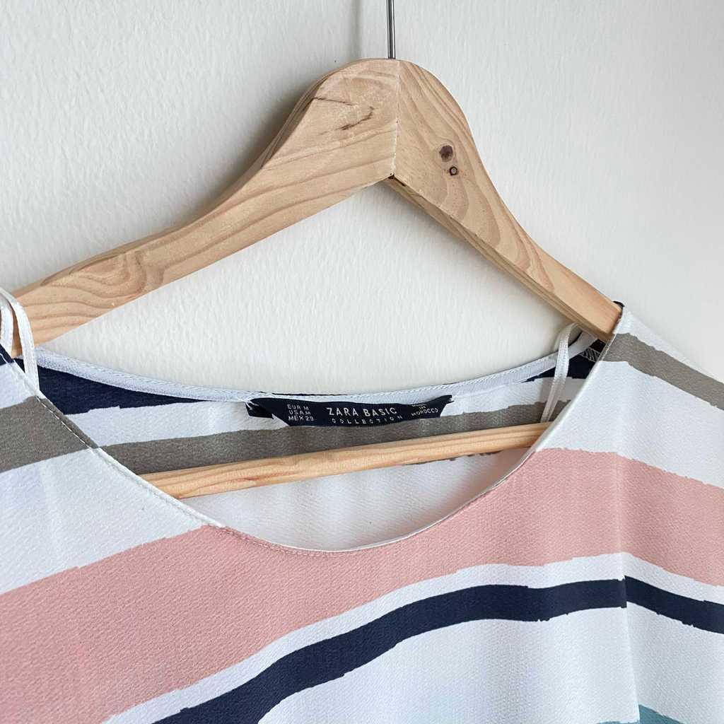 Striped Multi-Colour Blouse