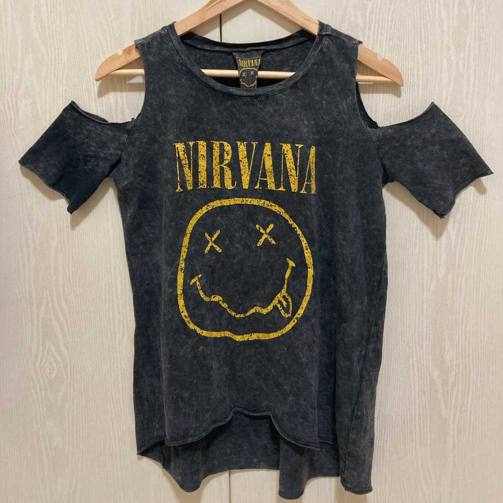 Nirvana top