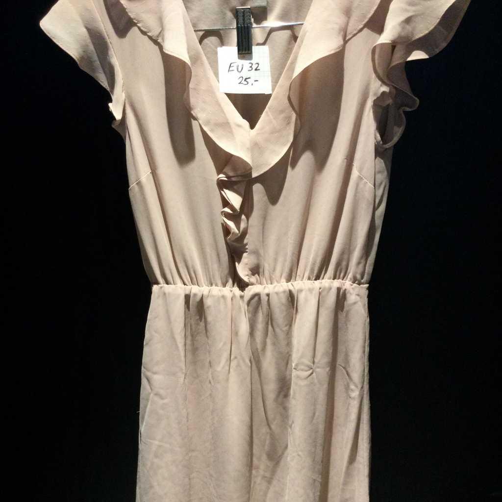 Nude Mini Dress 32