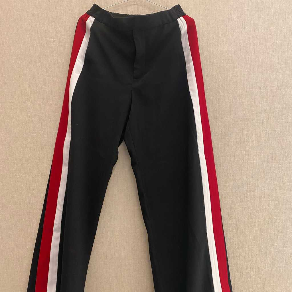 Medium Size Black Trouser from Zara.