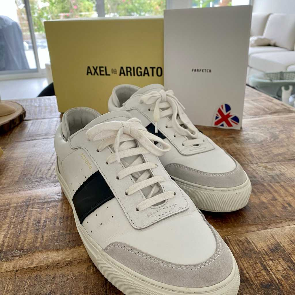 Axel Arigato Dunk Low-Top Sneakers