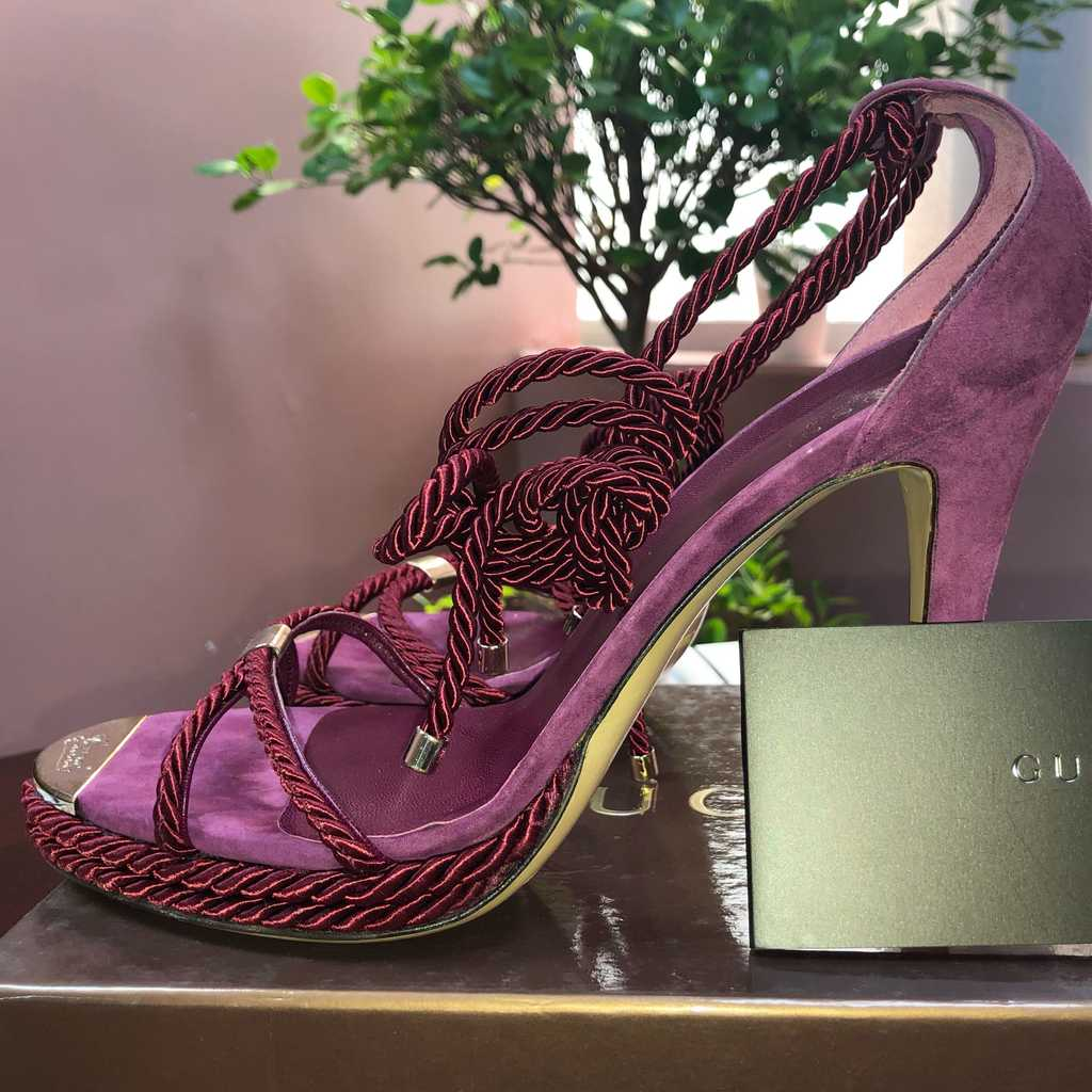 Gucci Sandal Authentic New