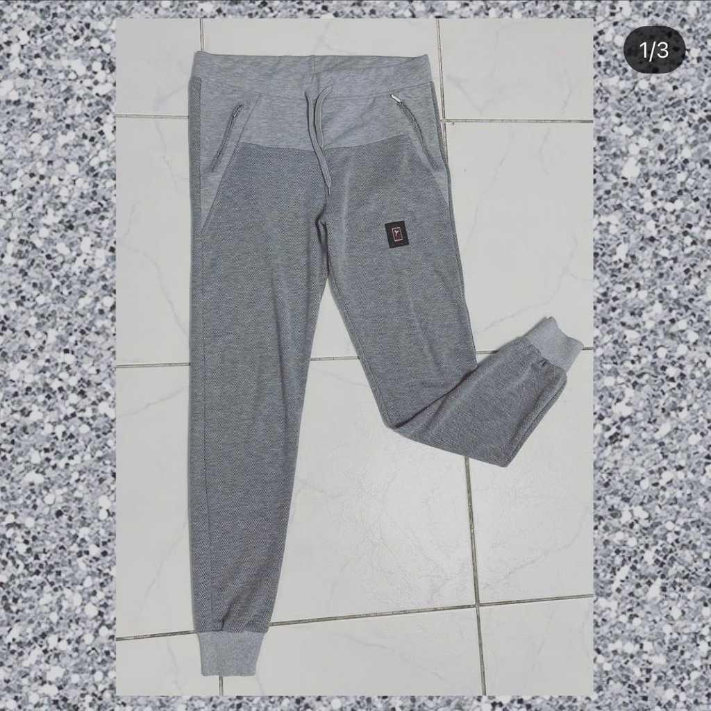 Light grey joggers