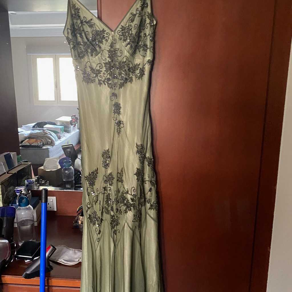 Evening gown.  Small size.