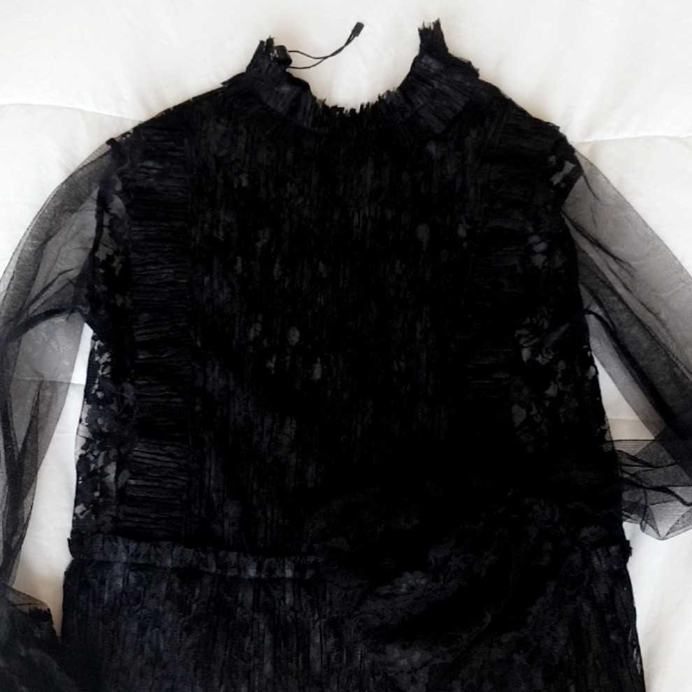 Black lace ♠️