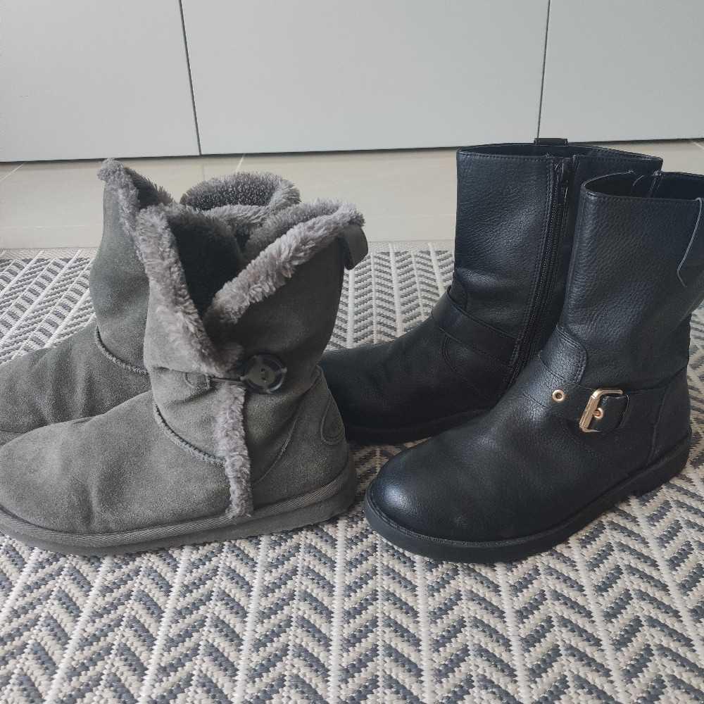 Bundle of 2 pairs Boots EU37