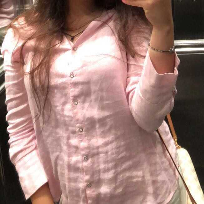 Button down shirt from Zara
