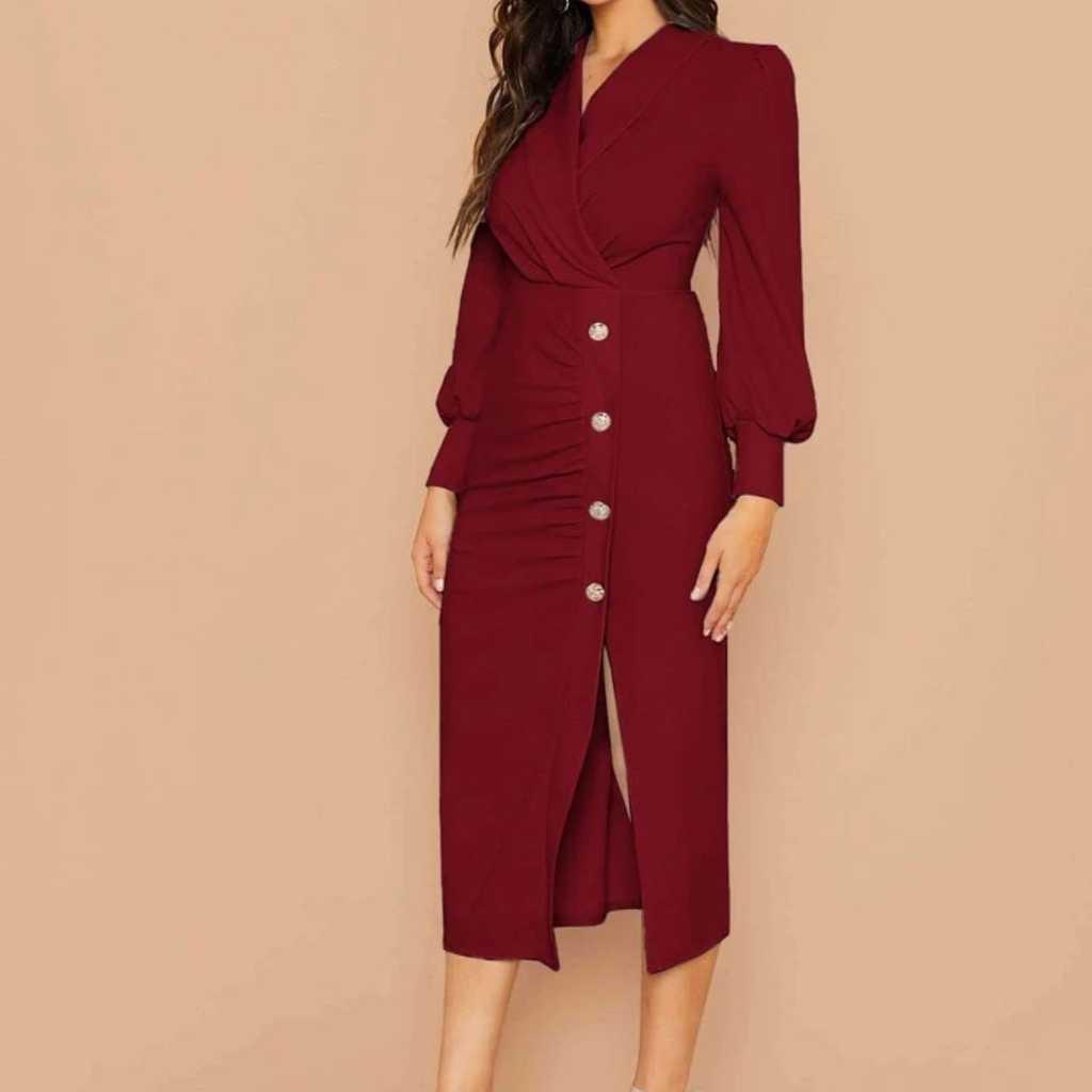Brand new classy red dress