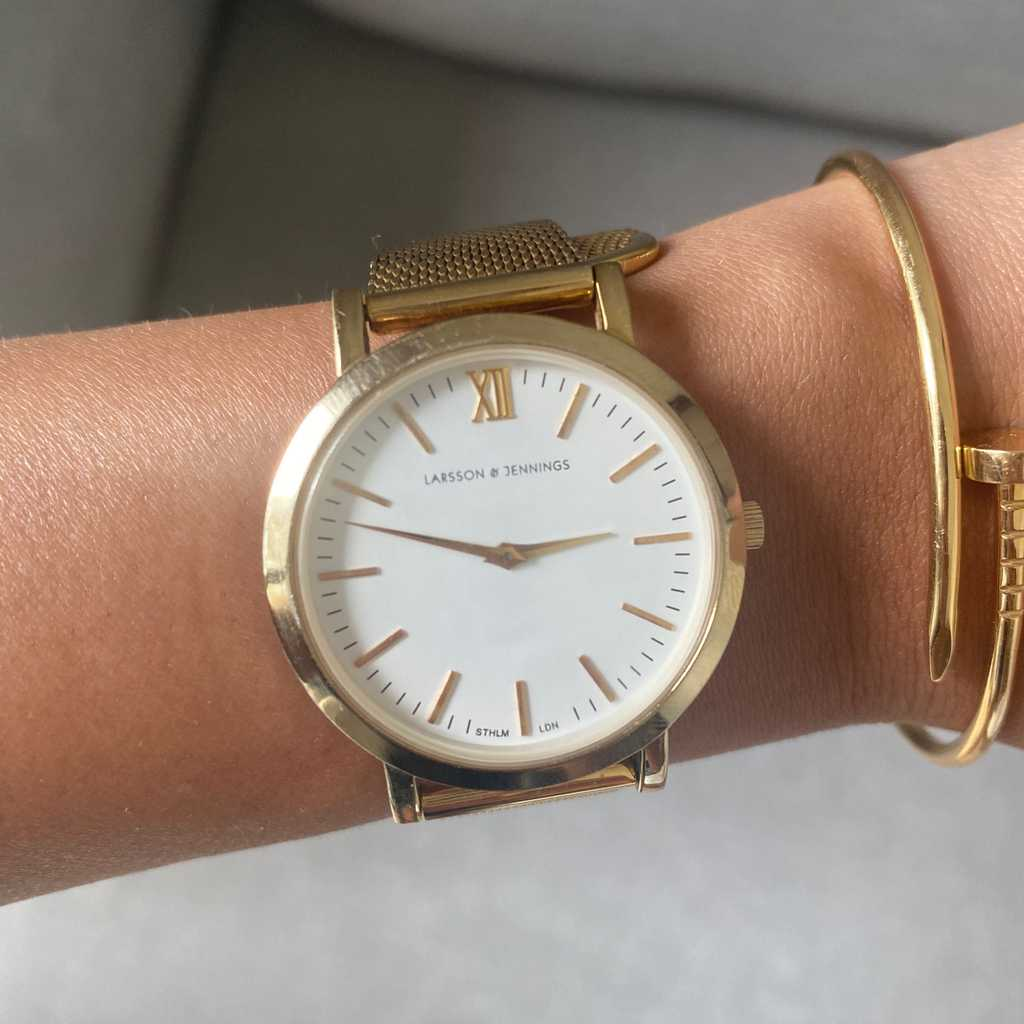 Larsson & Jennings Gold Watch