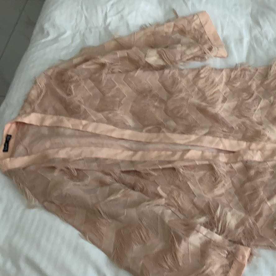 Robe rosé