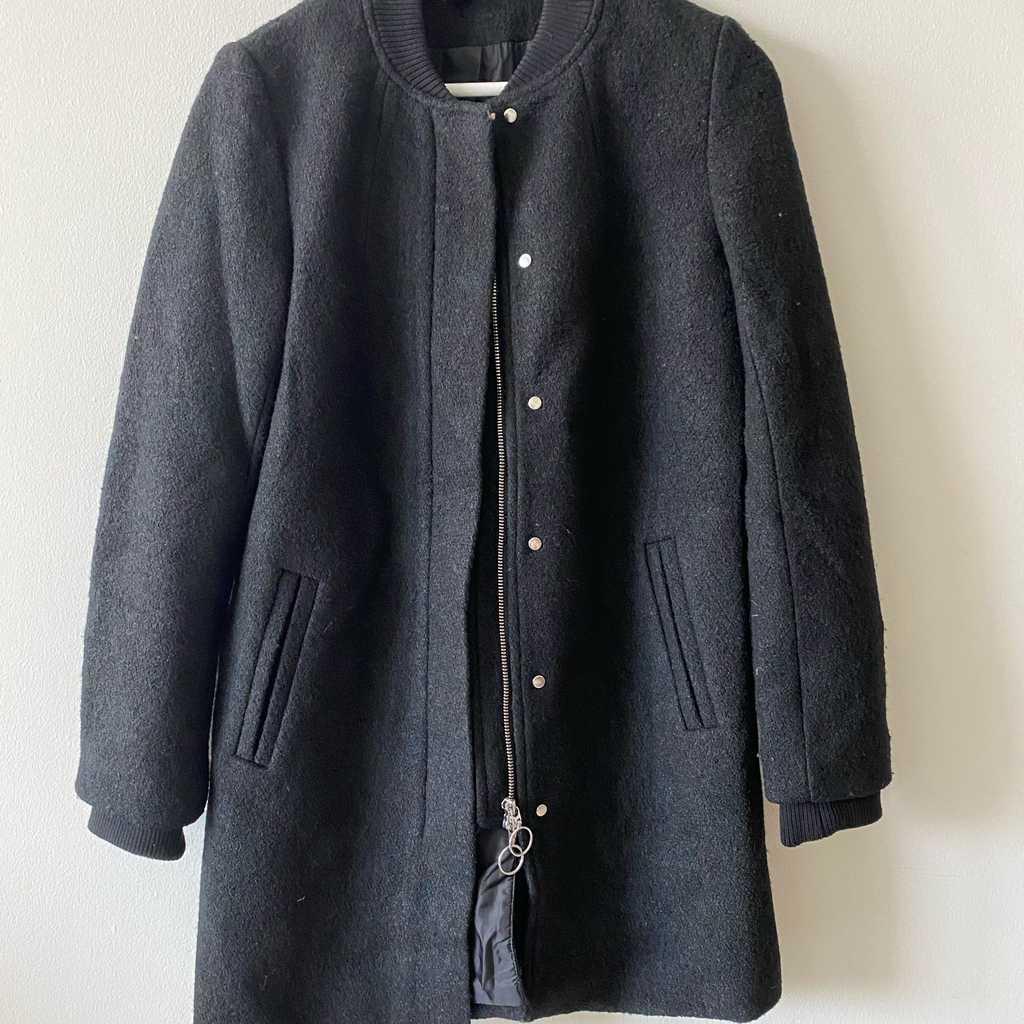 Women's wool jacket