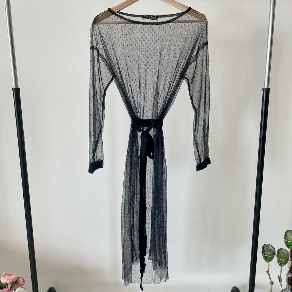 Zee Lane Net Dress
