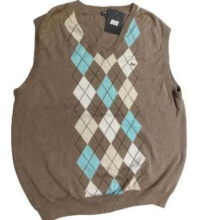 Vintage Lactose Sweater Vest