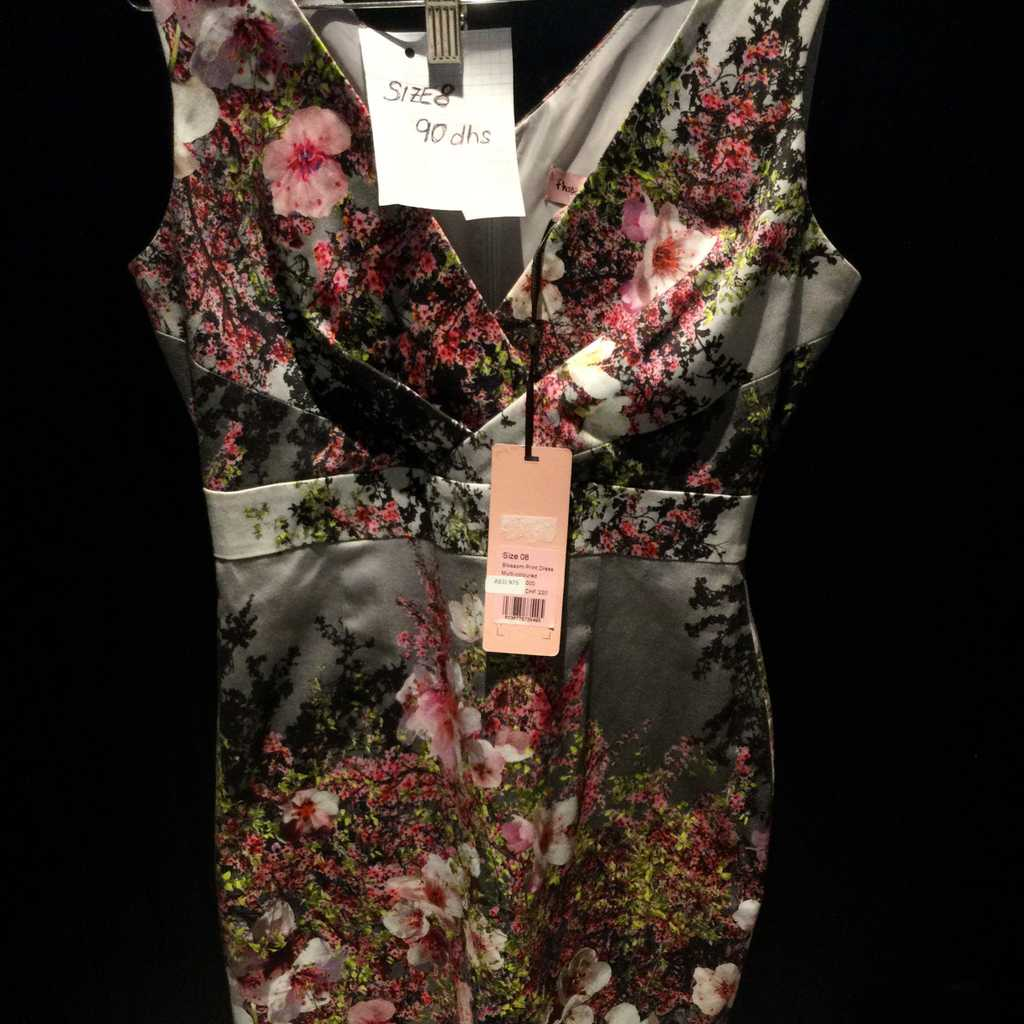 Floral Dress new Size 8