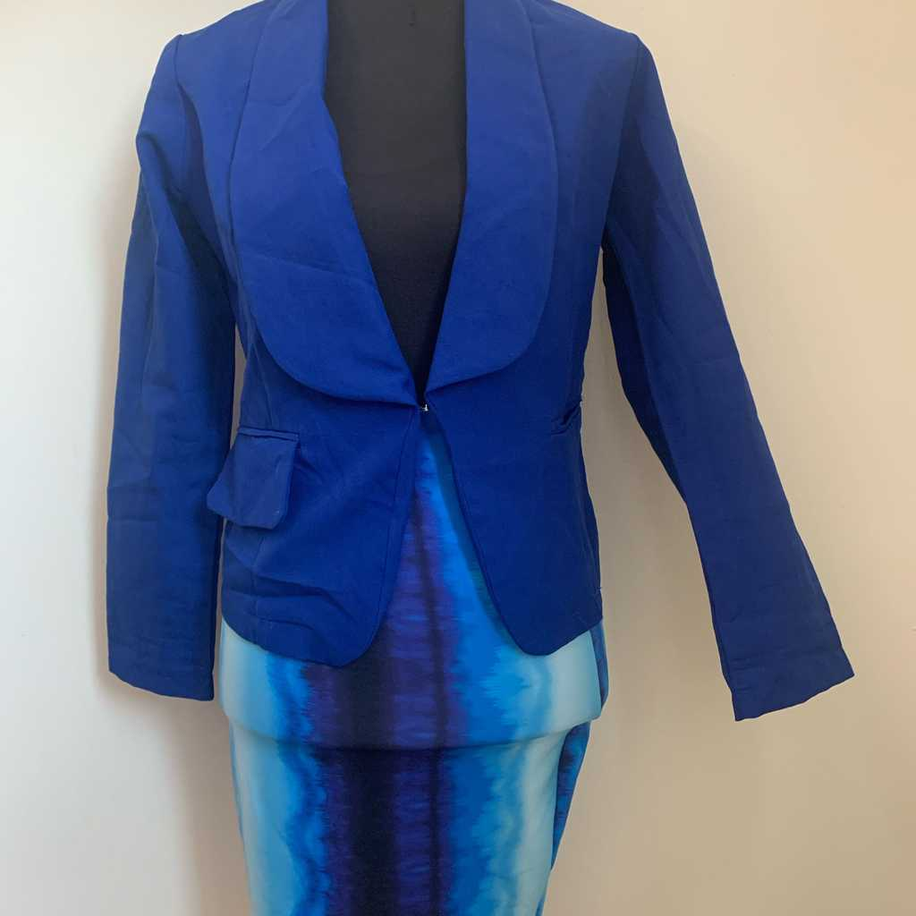 Blazer + skirt set