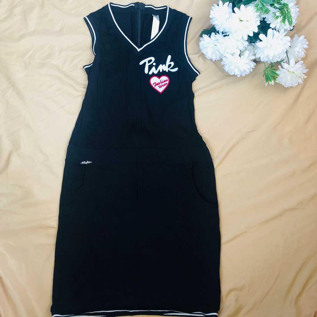 Unused, Fashion sleeveless dress