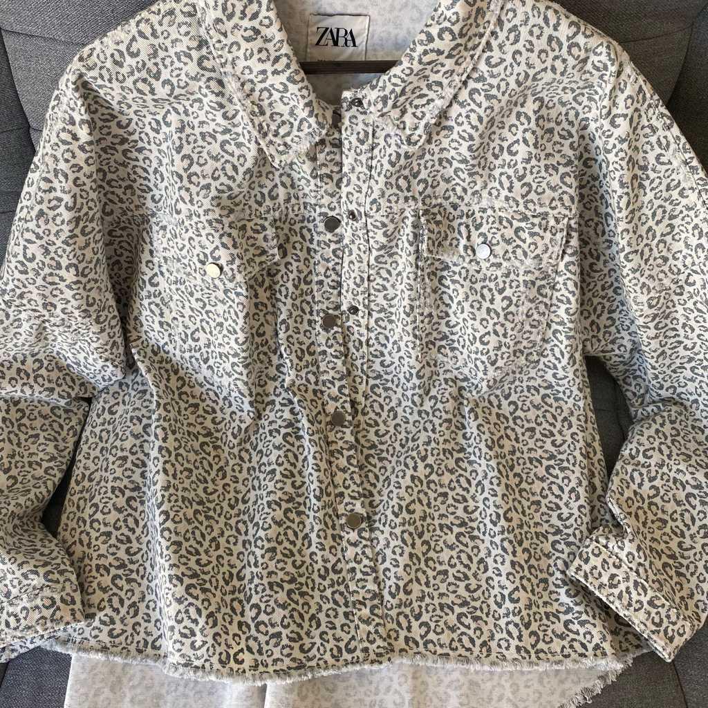 New Zara Shirt XL fits M oversized