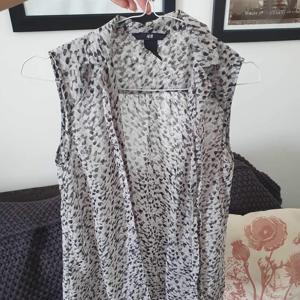 H&M UK8 blouse