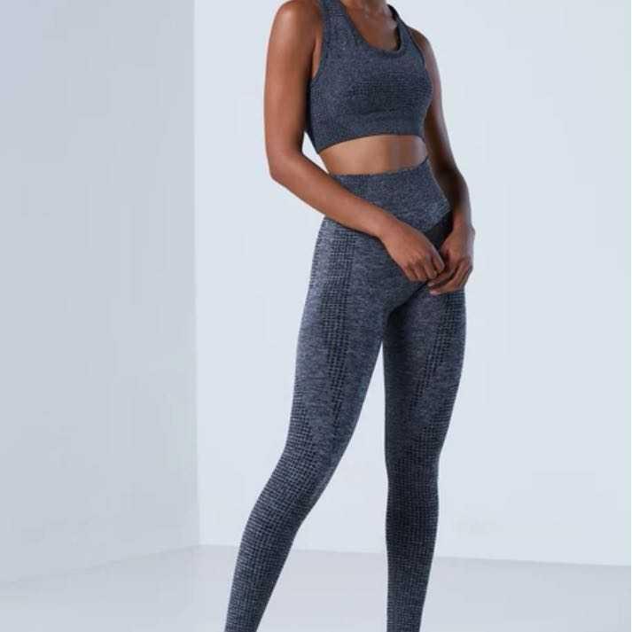Grey Activewear Set
