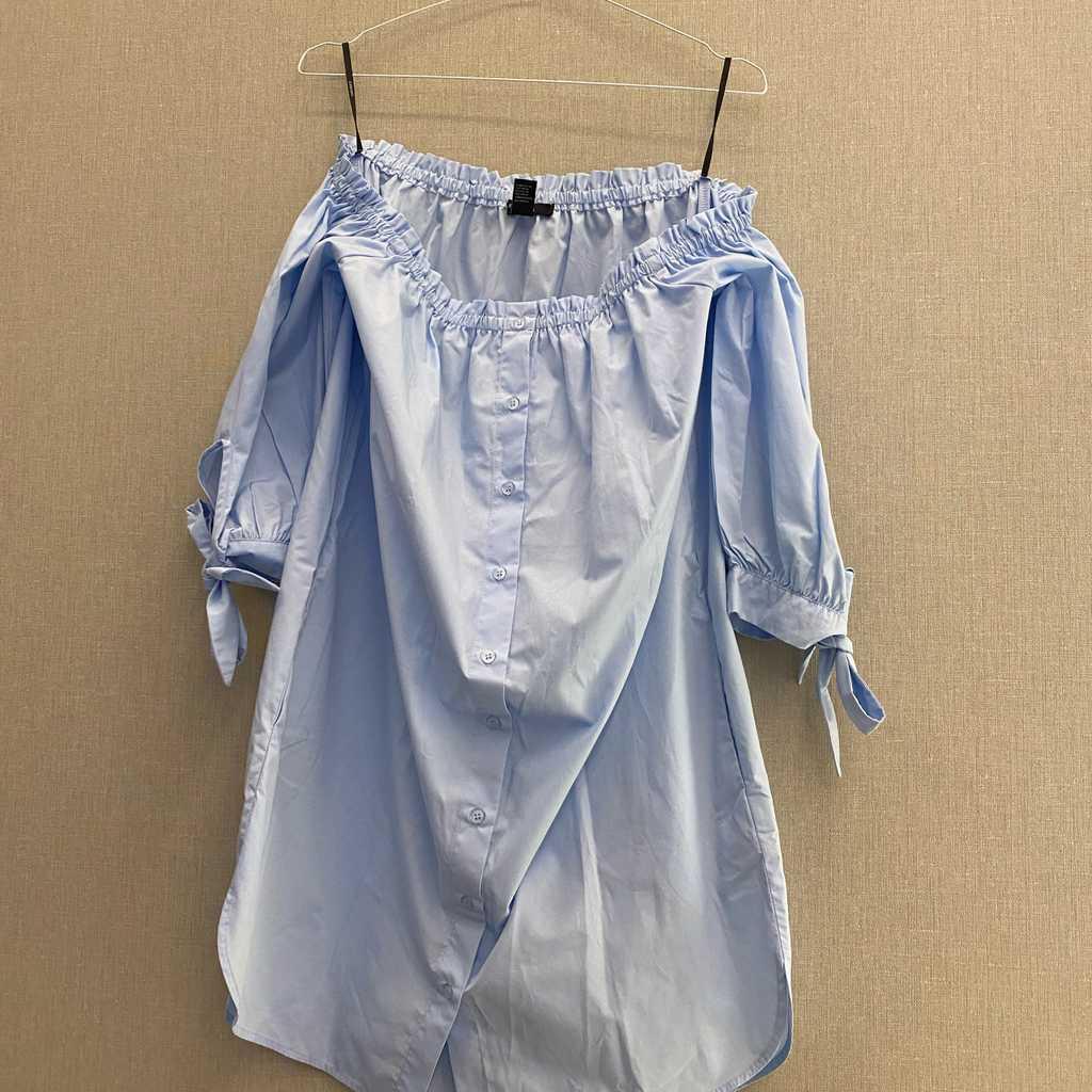 Medium size dress from Namshi.