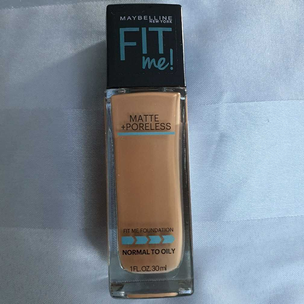 Maybelline Fit Me Foundation 330 Toffee