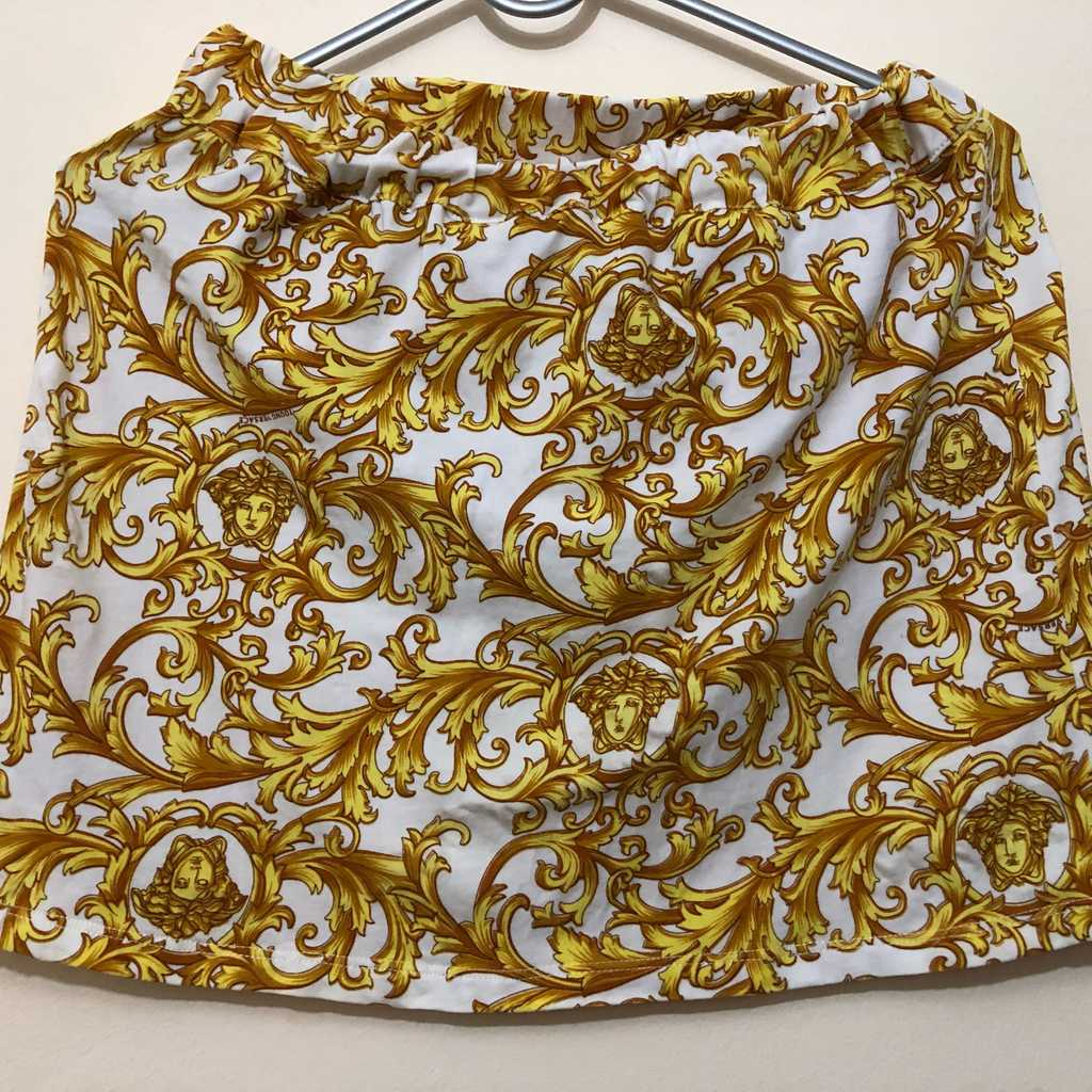 Versace Mini Skirts Authentic