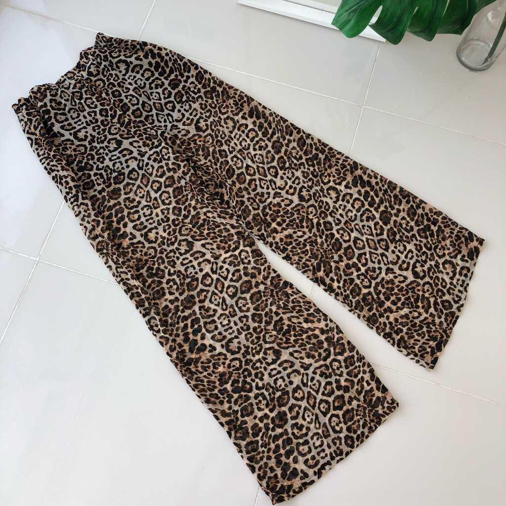 Wild panther pant