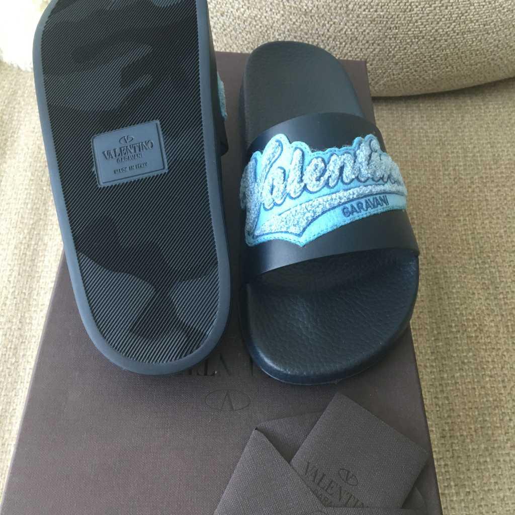 Valentino sliders brand new size 39