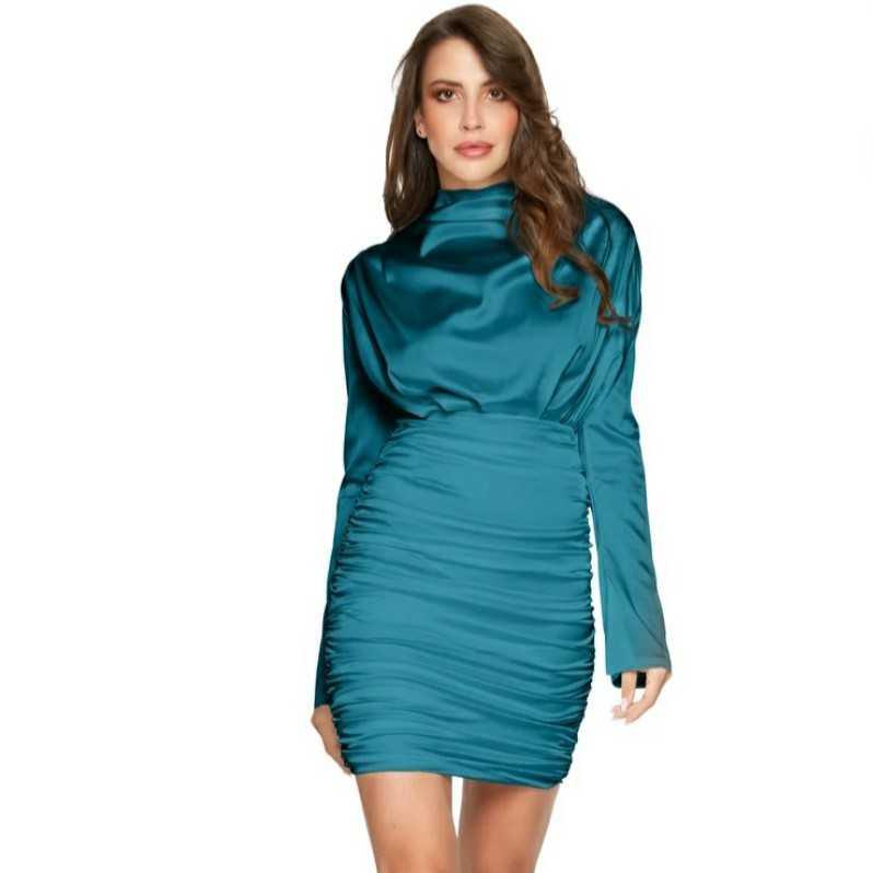 Hi Maintenance Satin Dress size 10