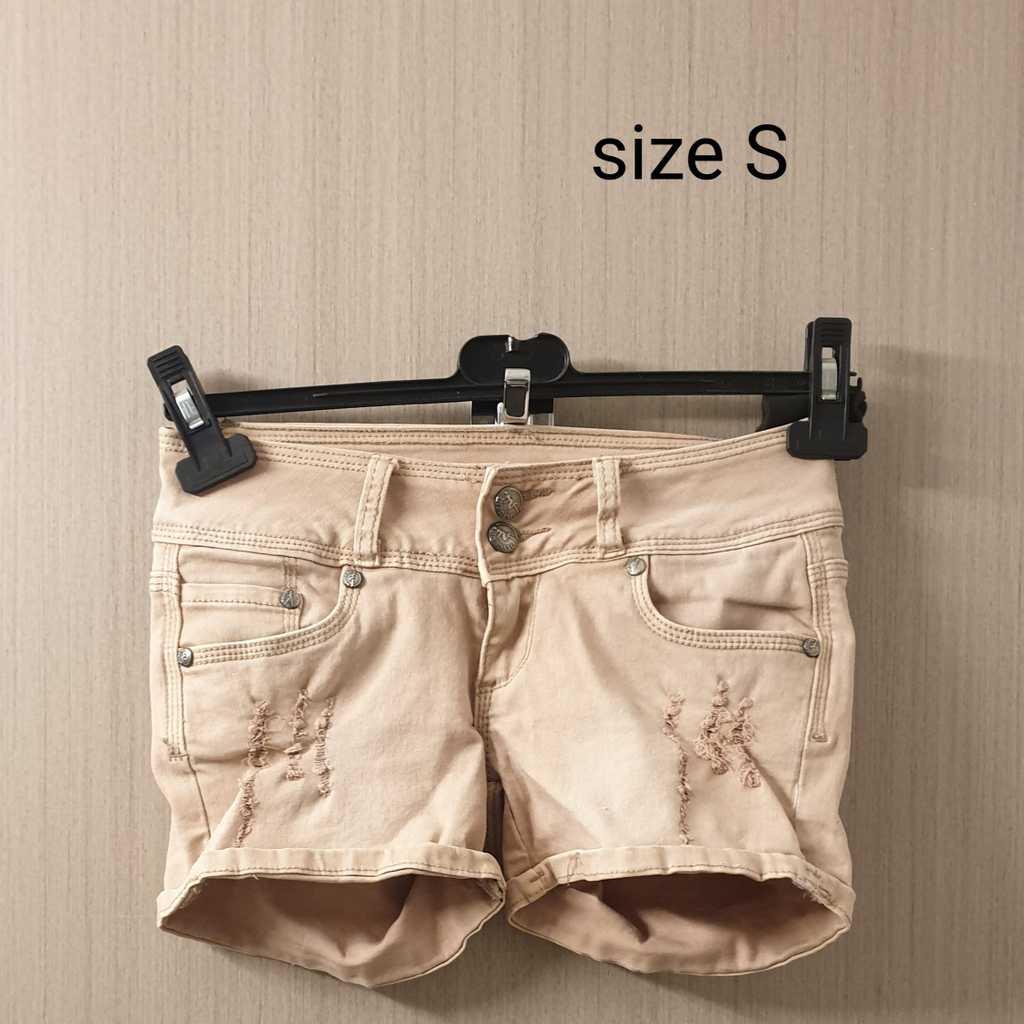 Brand New Denim Shorts size S