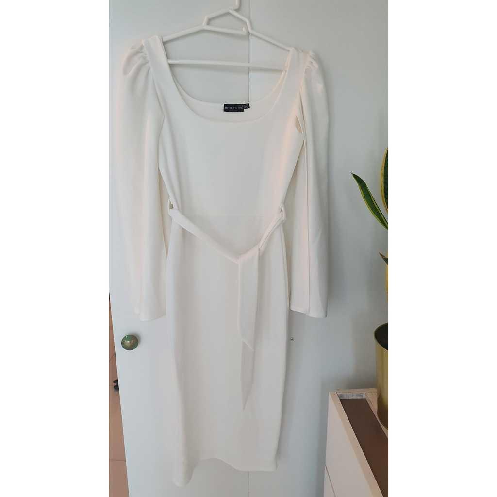 PLT Cape Dress