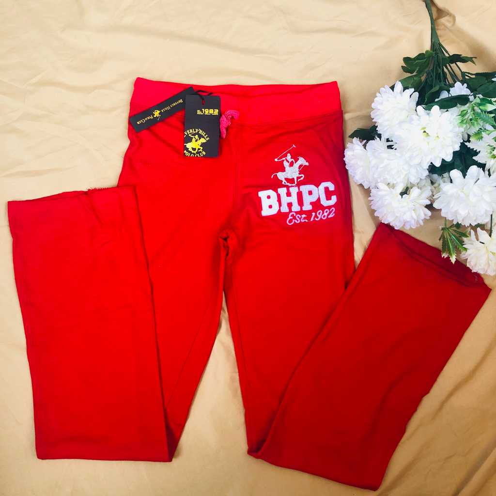 Wide-leg Sweatpants BHPC