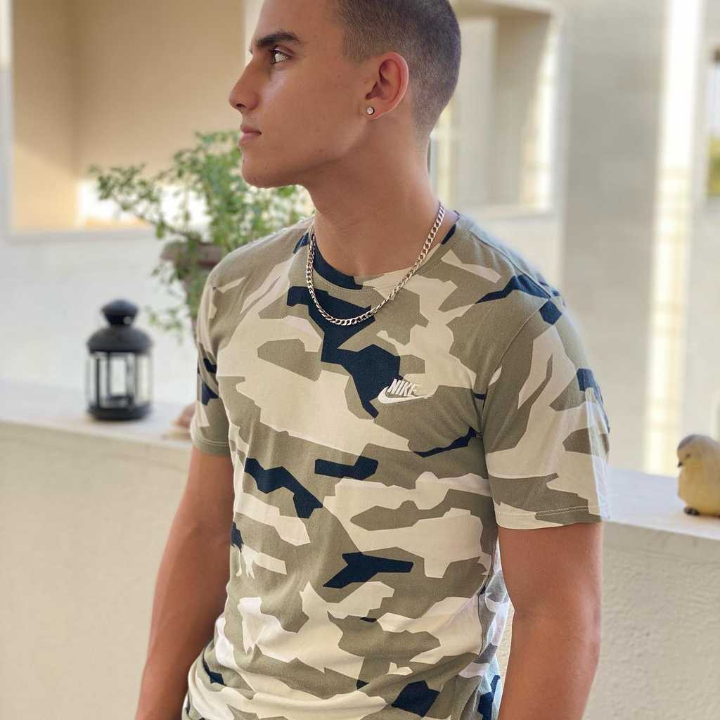 Nike, Size S, T-Shirt