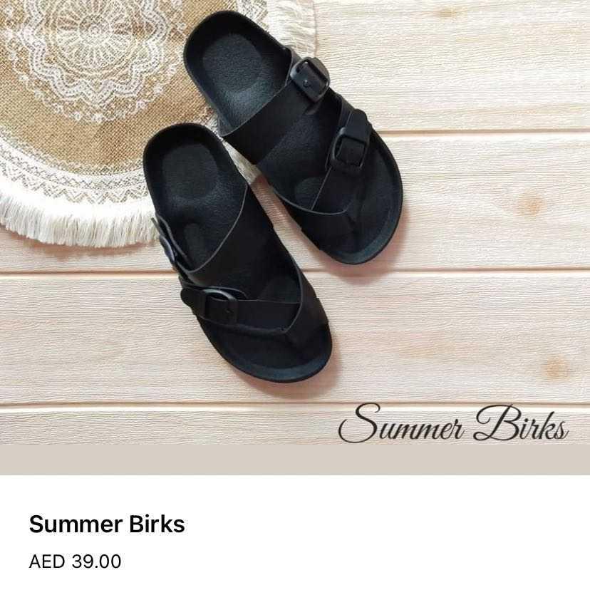 Summer Birks