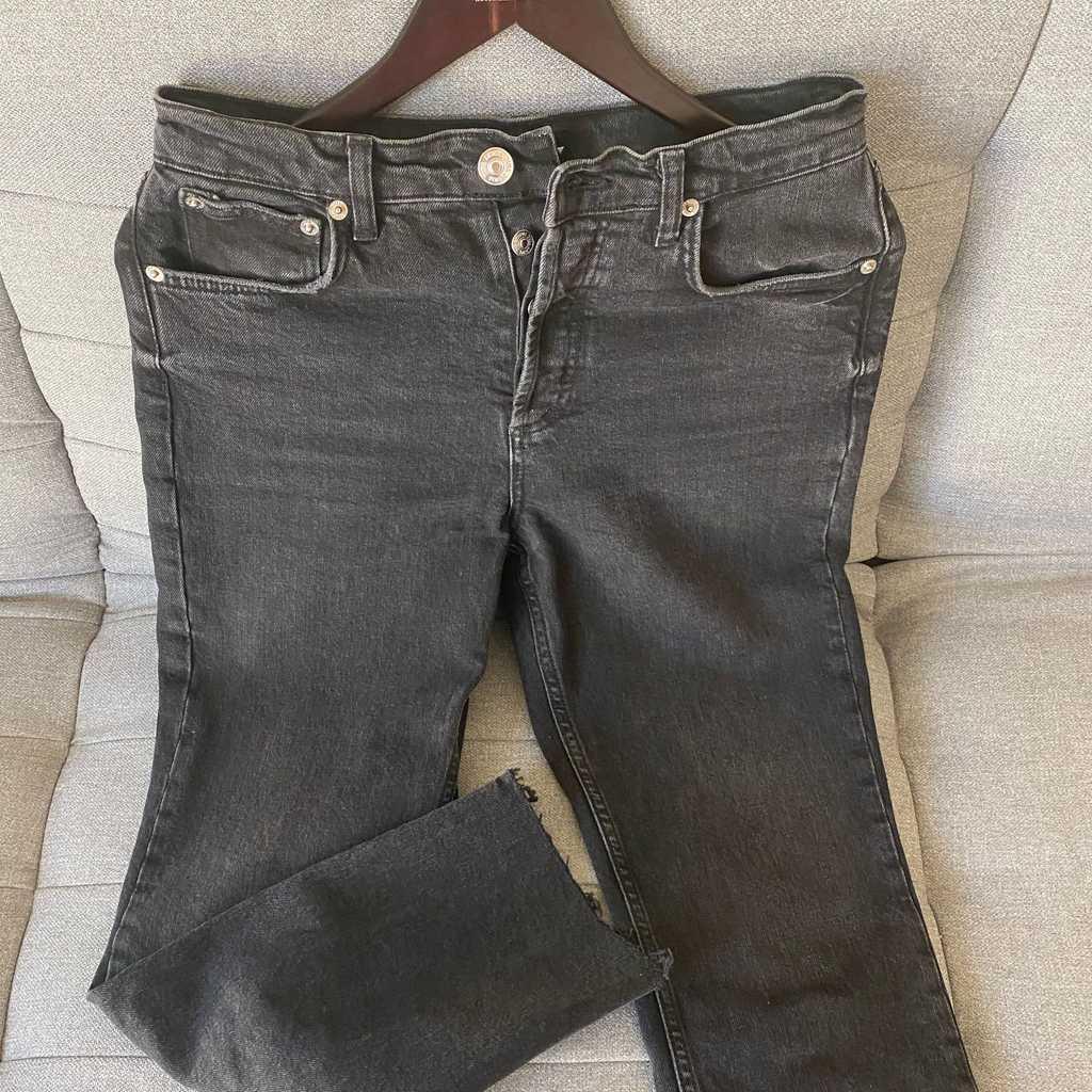 Black Zara Jeans size 36 not used