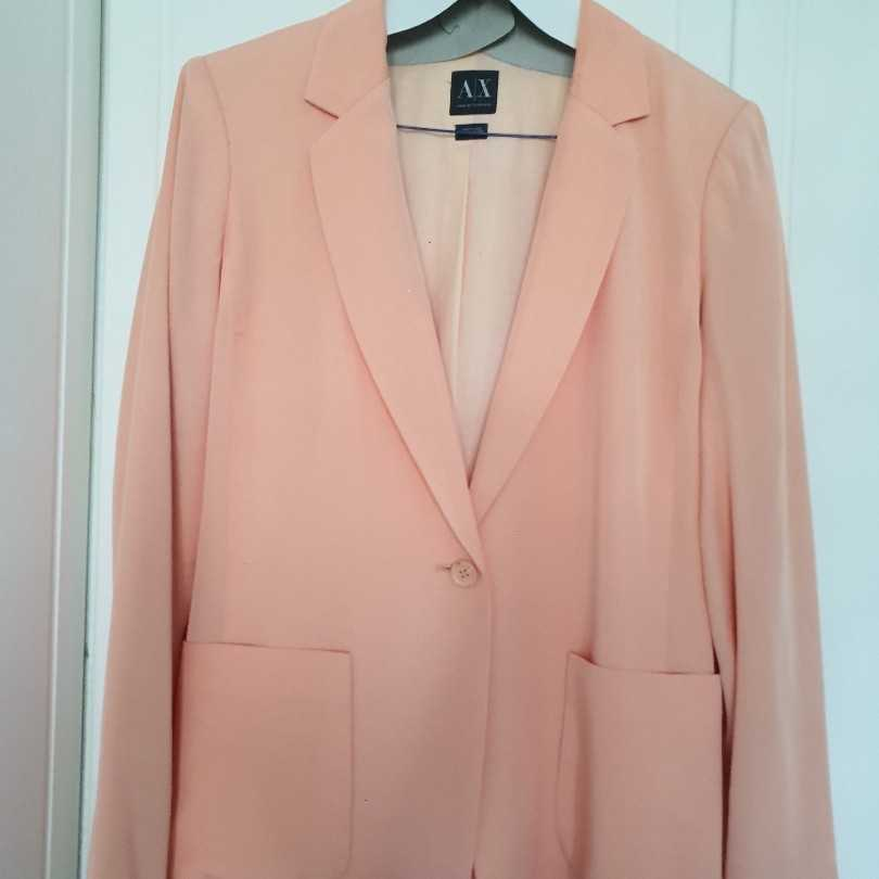 Armani Exchange Peach Blazer
