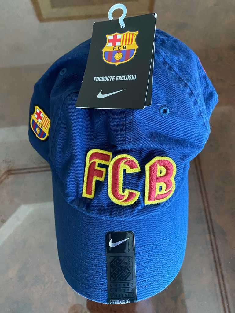 FCB hat