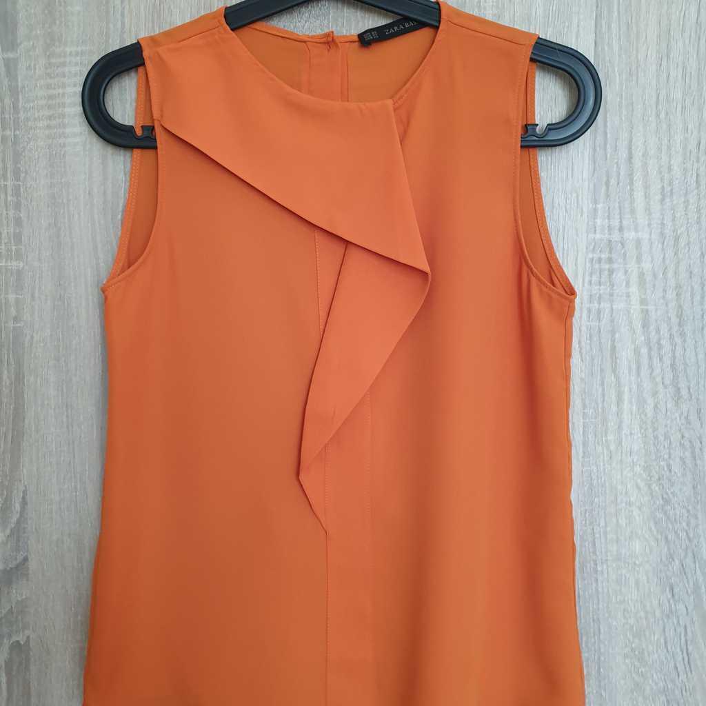 ZARA Orange Top