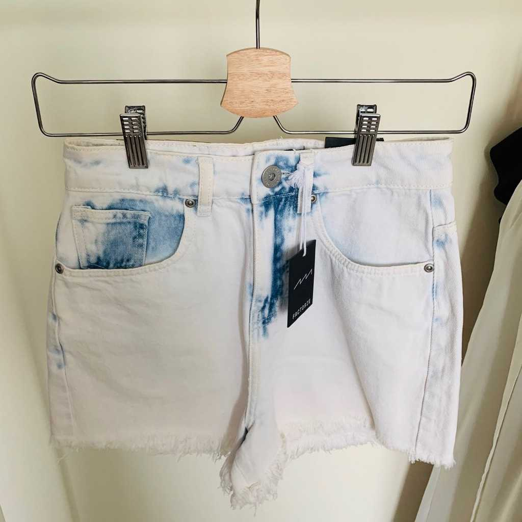 Denim Shorts Size 6